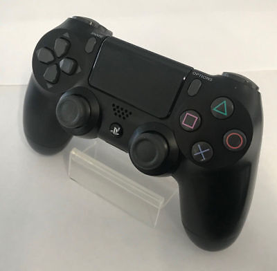 Sony PS4 Original DUALSHOCK 4 Schwarz V2  - Wireless Controller