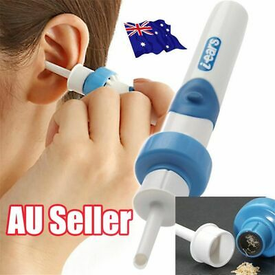 Electric Ear Wax Removal Vacuum Cleaning Cleaner Device Earpick Painless Tool OD