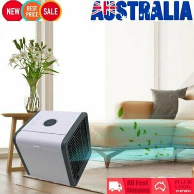 Portable Mini Air Conditioner Cool Cooling For Bedroom Arctic Air Cooler Fan OD