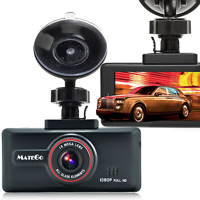 2.7'' Touch-screen TFT LCD Full-HD Video Driving Car Vehicle Recorder HDR WDR