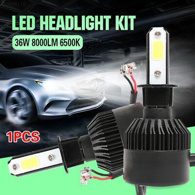 179B Front Lamp LED Fog Light 36W 6500K S2 H3 Safety High Power Automobile