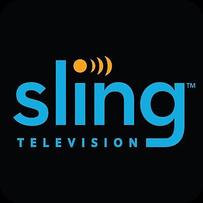 Sling TV - Orange+Blue 1 Year Warranty - INSTANT DELIVERY