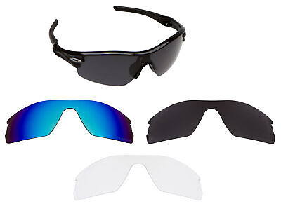 183ed230ad Best SEEK OPTICS Replacement Lenses Oakley RADAR PITCH ASIAN FIT Multi  Options