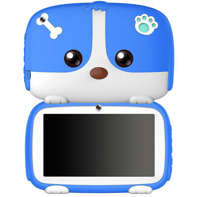 Kids Tablet 7 Inch Quad Core PC Android 6.0 Dual Camera HD WiFi 8GB Children Toy