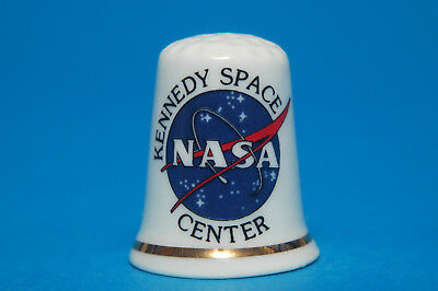 NASA Kennedy Space Centre USA China Thimble B/23