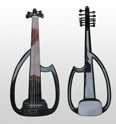 Electric silent OUD with FREE padded bag and 2 picks instrument