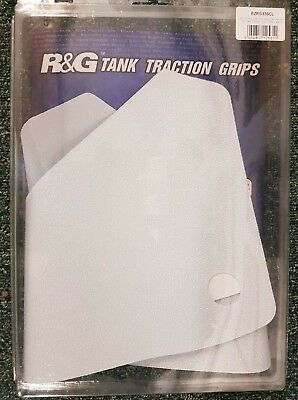 R&G Tank Traction Pads CLEAR Honda CRF1000L Africa Twin Adventure Sports 2018