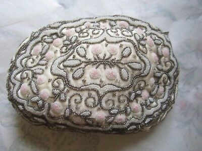 Old beaded purse/pouch