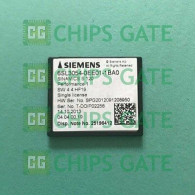 1PCS USED Siemens 6SL3054-0EE01-1BA0 Tested in Good condition