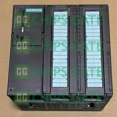 1PCS Used SIEMENS 6ES7314-6CG03-0AB0 Tested in Good condition