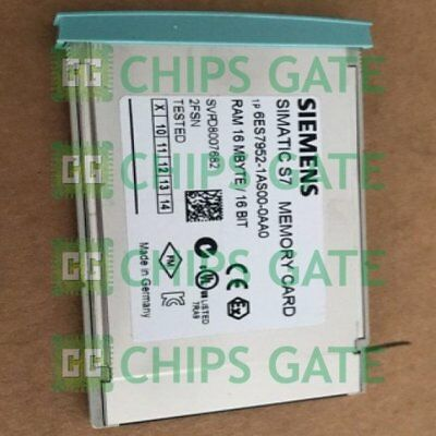 1PCS Used Siemens 6ES7 952-1AS00-0AA0 6ES7952-1AS00-0AA0