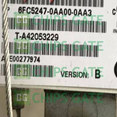 1PCS Used 100% test SIEMENS 6FC5247-0AA00-0AA3 Tested in Good condition