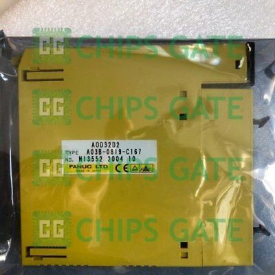 1PCS NEW FANUC module A03B-0819-C167 Fast ship with warranty