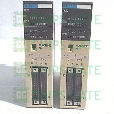 1PCS Used OMRON C200H-MD115 PLC Module C200HMD115 Tested in Good condition