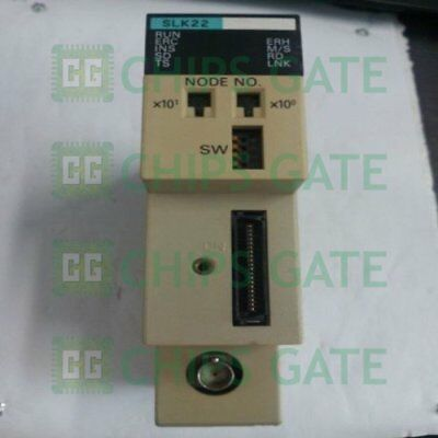 1PCS USED Omron module C200H-SLK22 Tested in Good condition