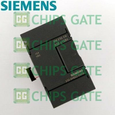 1PCS USED Siemens 6ES7232-0HB22-0XA8 Tested in Good condition