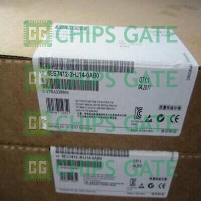 1PCS Brand NEW IN BOX Siemens 6ES7412-3HJ14-0AB0 6ES7 412-3HJ14-0AB0