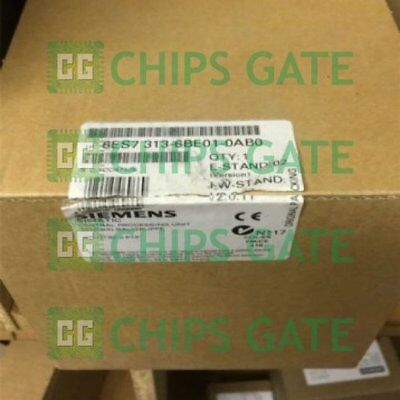 1PCS Brand NEW IN BOX Siemens 6ES7313-6BE01-0AB0 Fast ship with warranty