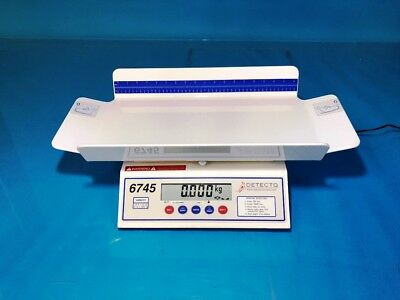 Detecto 6745 Infant Scale