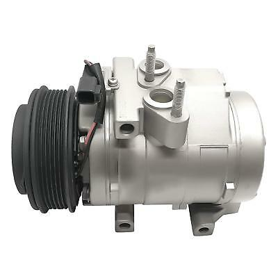 RYC Remanufactured AC Compressor and A//C Clutch AFG662