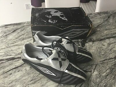 fe22eb0ce73 NEW UMBRO EXO Skeleton Football Boots Uk Men s 12 - £5.00