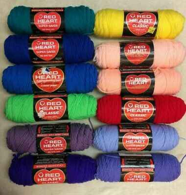 NEW Loops /& Threads Madrid yarn~FOREST~Color Gradient 350 yds RARE HTF