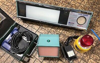 NDT, LED FILM VIEWER A2L FOR INDUSTRIAL X-RAY Magnetic Test Inspection