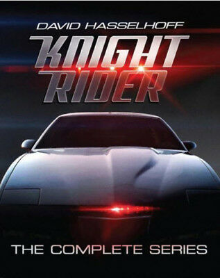 Knight Rider: Complete Series 826831071718 (DVD Used Very Good)