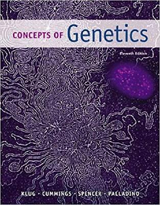 [PDF] Concepts of Genetics 11th Edition by William S. Klug  (Author)