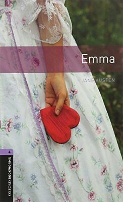 Oxford Bookworms Library: Oxford Bookworms 4. Emma MP3 Pack