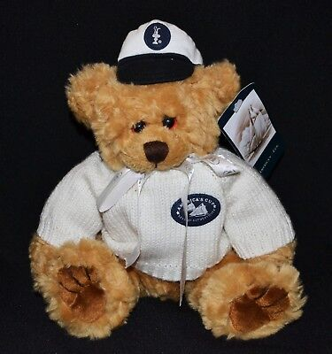 America's Cup Collectable Teddy Bear 2003 With Tags 25cm Rare