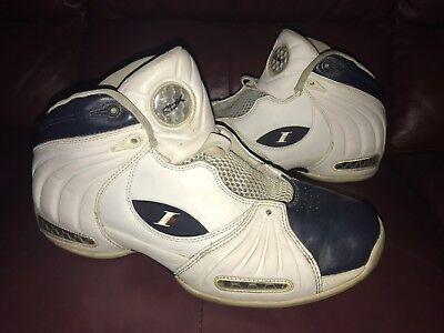 56f021b4f15 Reebok Answer 7 VII Low With OG Box 2003 Allen Iverson Deadstock.