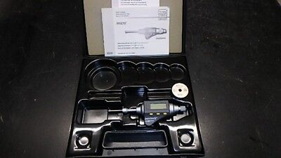 Brown Sharpe Tesa 61.90040 Lcd Digital Bore Micrometer Intrimik Cy113