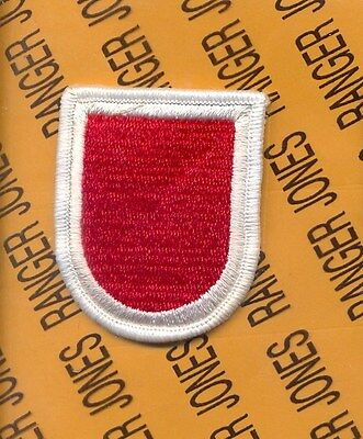 US Army 618th Engineer Bn Airborne Combat beret flash patch c//e