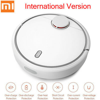 Xiaomi MI Robot Smart Vacuum Cleaner App Control 1800pa 5200mAh -English Version