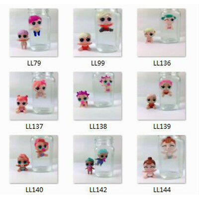 Lol Surprise Doll Lil Sisters LIL Cute Baby Color Changing - Your Choice