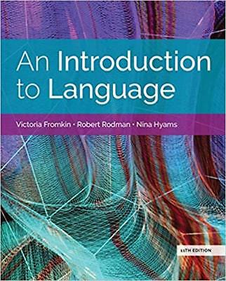 [PDF] An Introduction to Language 11th Edition by Victoria Fromkin, Robert Rodma