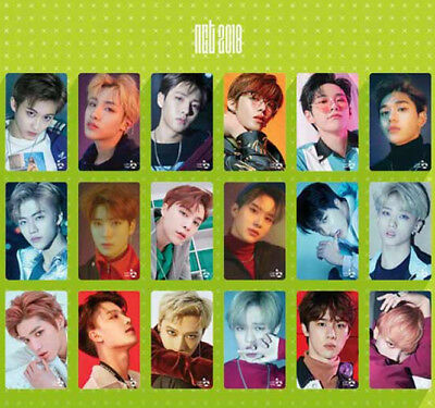NCT 127 Dream CASHBEE Photo card SM TOWN Official Goods Transportation CASH BEE