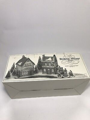 "NEW Department 56 The Dickens Village Series  ""Start a Tradition Set"" Set of 13"