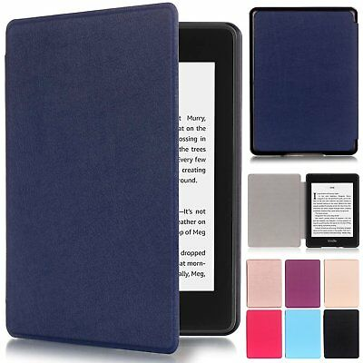 For Amazon Kindle Paperwhite 2018 Case Slim Smart Leather Flip Magnetic Cover UK