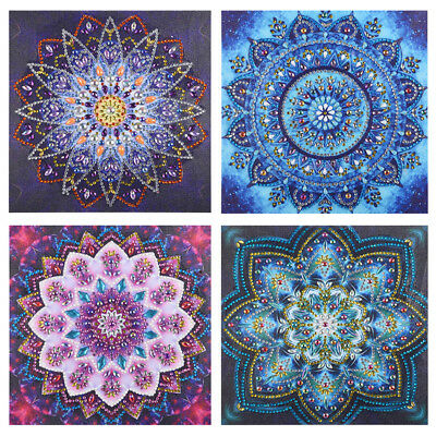 Special Shaped DIY 5D Diamond Painting Partial Drill Cross Stitch Kits Crystal
