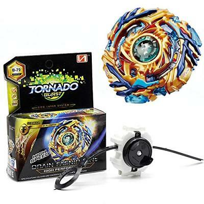 Beyblade Burst B-79 Starter Drain Fafnir.8.Nt Battle With Launcher Set Toy