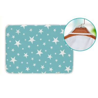 Baby Nappy Changing Pad Cotton Ecologic Diaper Cartoon Waterproof Mattress Bed