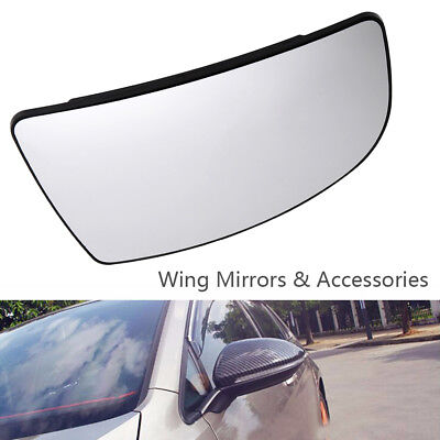 Blind Spot Mirror Rimless HD Glass Wide Angle 360° Convex Mirrors Rear View