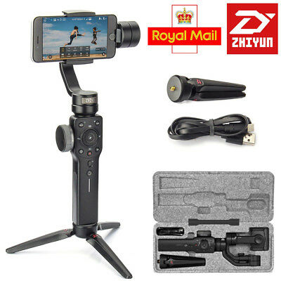 Zhiyun Smooth 4 3-Axis Handheld Smartphone Gimbal Stabilizer fits iPhone/Android