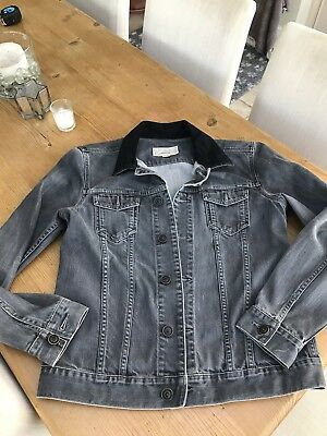 MENS ALL SAINTS denim jacket - £40.00  12fccb440