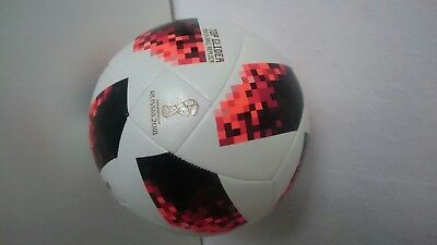 5e069cd9c8b99 adidas Fifa Fußball WM 2018 Telstar Official Match Ball - neu