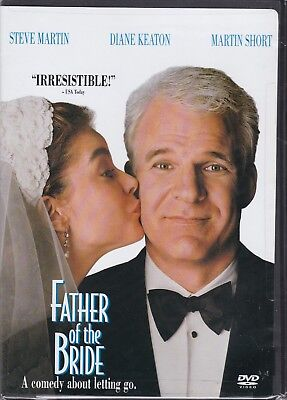 Father of the Bride (DVD, 1999) Steve Martin *NEW*