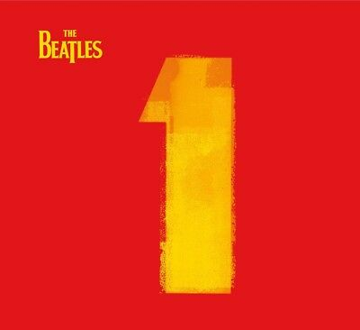 The Beatles ‎– 1 - Nuovo Sigillato - CD
