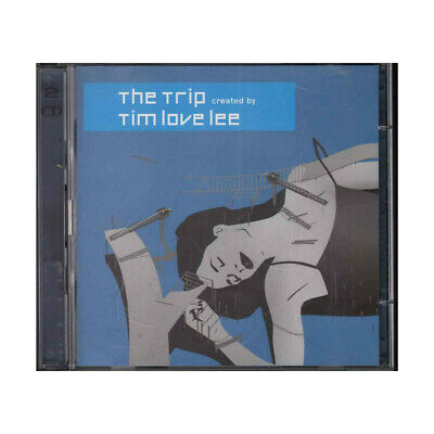 Tim Love Lee 2 CD The Trip Created By Tim Love Lee Sigillato 0602498210161